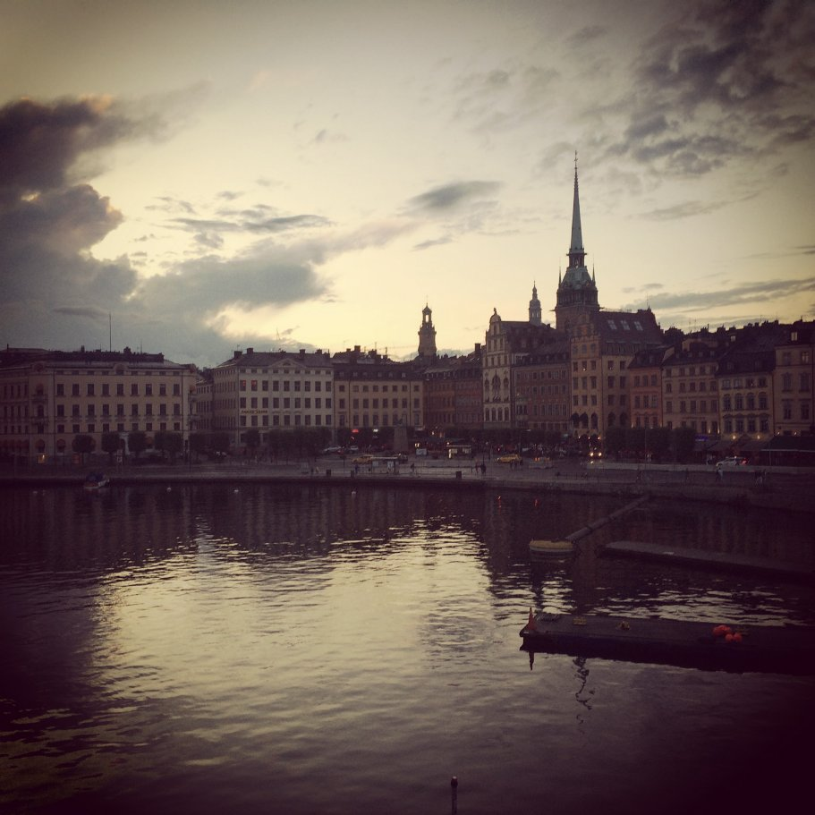 Stockholm Sunset :: Chelle Costello